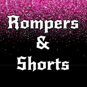 Other - Rompers & Shorts